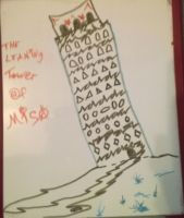 The Leaning Tower of Misa by ButterWeasels