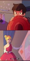 SVTFE - Blood Moon Ball -  How do I look, Marco? by Potaroe