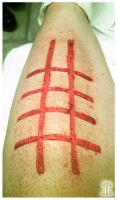Scarification... be Warned 2 by LMCopsey