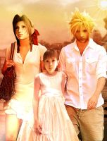 Cloud Aeris Marlene by AshleyGunville