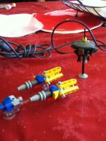 Lego Star Wars - OH CRAP, IT'S A PROBE DROID!!! by SuperGamerKid2001