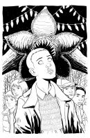 Stranger Things - Inked by KR-Whalen