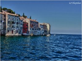 Rovinj in HDR by shytiha