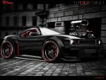 Dodge Challenger SC ver.1 by tkDDesign