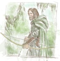 robin hood by xilrion