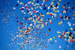 Ballons by YoungAsh