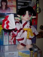 My favorite Kagura plush FRONT by anna321