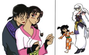 Why I (re)watched Inuyasha by Kay-is-Dreaming