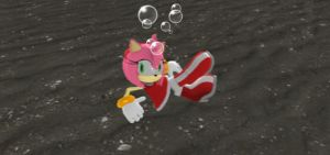 Amy in GMod ~ Like One of Your French Ladies by Son-Void