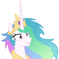 Broken Celestia by Magister39