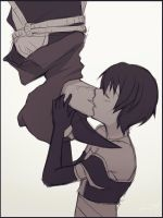 Celio Az Kiss by AzureReilight