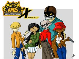 KND Experiment by Valkyrie1981