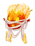 Bombra - The Everburning! by Bhryn