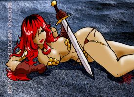Red Sonja by Inspector97