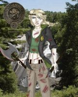 Astrid: Hunger Games AU by Fate221