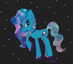 Galaxy Shine by xxLovestruck