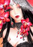 - Altais - Red Orchids II - by ooneithoo