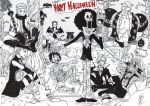 One Piece Halloween Time by GreatLucas