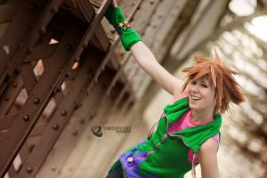 Kingdom Hearts  - Liberty by Evil-Uke-Sora