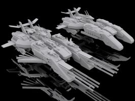 Judah Assault Carrier by Arkhonus
