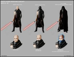 Darth Vader Redesign by Tomahawk-Monkey