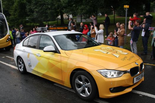 Olympic Torch Relay Hemel Hempstead 4 by Mangekyou88