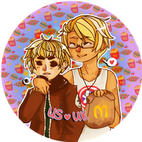 aph: usuk button by a-lonely-me