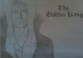 The Goblin King by ChucklingDevil