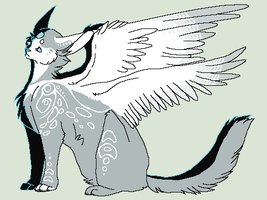 Soul Cat 3 AUCTION~* CLOSED by WolfSongAdopts