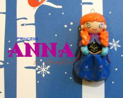 Chibi Charms: Anna by Marielishere