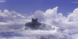 Castle In The Sky v2 by foquinha156