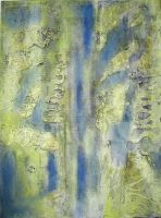 Texture and Colors on Canvas by MushroomBrain