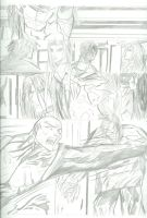 A Penciled Comic Book Pg14 by anubis55