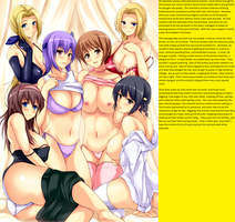 Harem Havoc by TgCaptionsRule