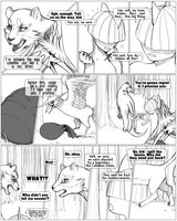 dismal: MISSION o3 page o4 by itsfable