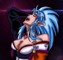 Ryoko so sexy! by kaitlynrager