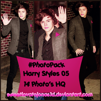 #PhotoPack : Harry Styles 05 by SweetLovatoJonas1D
