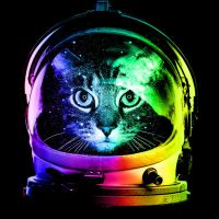 Astronaut Cat by Design-By-Humans