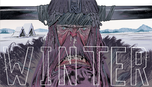 The Bog- Winter week by JHarren