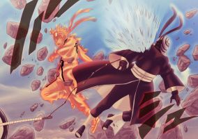 Naruto 596 by EternaJehuty