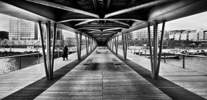 Pont BNF by supmaite
