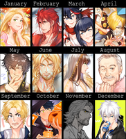 2014 summary of art by kanapy-art