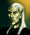 Ancano Portrait by Velothii