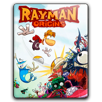 Rayman Origins Icon by Joshemoore