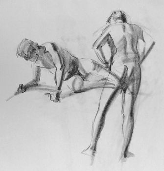 Figure Drawings by Wildweasel339