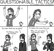 Questionable Tactics 005 by ShapelyMan