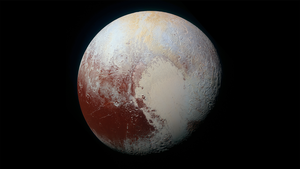 1080p Pluto Wallpaper by RealWitty