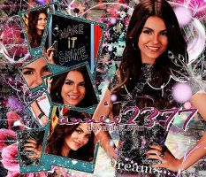 Victoria Justice ID by annie2377