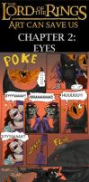LOTR: Art can save us p.2 by LaDarkA117
