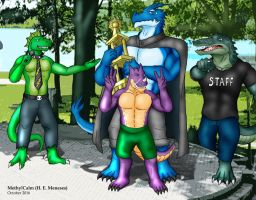 And the winner is KEYANOS!! by MethylCalm